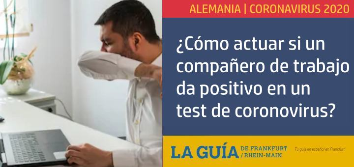 Arbeitskollege Corona Positiv